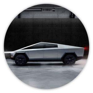 Tesla Rebel merk archetype