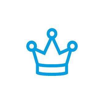 sterk merk Heerser Royalty