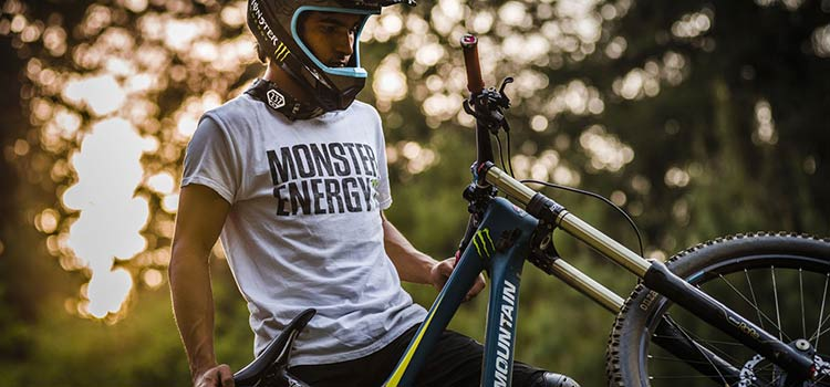 merkpersoonlijkheid Monster Energy