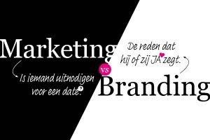 branding marketing het verschil